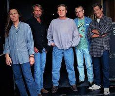 Timothy Schmit, Don Felder, Don Henley, Joe Walsh & Glenn Frey #eagles