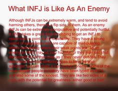 INFJ as an enemy