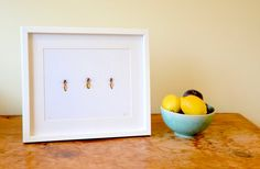 Three Bees  art print / picture of an original by EleGrafton, £20.00