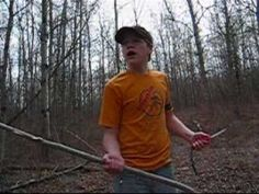 How to make a survival bow and arrow