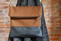 four square walls: fear fabric: leather