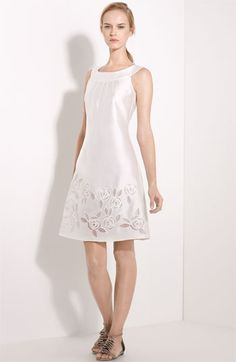 Armani dress, half price at Nordstrom.  And they have my size - now where to find an extra 800 dollars?