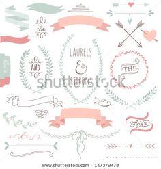 grafica para invitaciones de boda