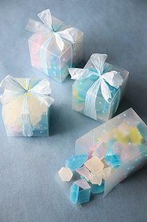 琥珀糖 コハクトウ」sarajya | お菓子・パンのレシピや作り方【corecle ... 10; 琥珀糖 コハクトウ