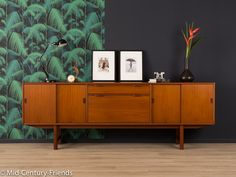 Vintage Kommoden - TEAK Sideboard, Fristho, 60er, Vintage - ein Designerstück von Mid-Century-Friends bei DaWanda
