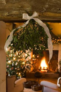 Twinkling lights, mistletoe, roaring fires, rosy cheeks, and Holiday tidings create a seasonal spirit…and a longing to believe...