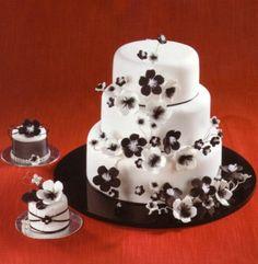 Tortas o Pasteles de Boda Matrimonio Fotos Repostería EntreNovias.com Todo para la Boda Ideal