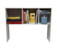 The College Cube - Dorm Desk Bookshelf