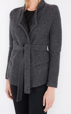 Veste - Iro - hiver - manteau