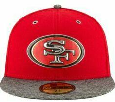 super popular dd8db 3f9d3 NFL San Francisco 49Ers San Francisco 49ers, Nfl Logo, Team Logo, Fitted  Caps