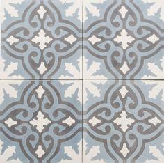 Marrakech tiles.  1100 NOK per sqm