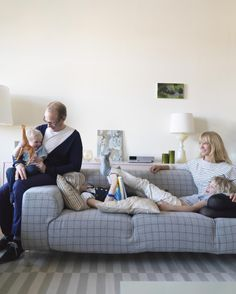 stockholm : famille sundgren | MilK - Le magazine de mode enfant