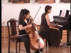 C.Debussy,Cello Sonata,Serenade & Final