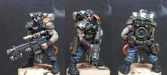 Inq28, Inquisitor, Missionary, Scouts