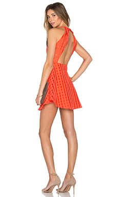Shop for Lovers + Friends x REVOLVE Terrace View Dress in Red at REVOLVE. Free 2-3 day shipping and returns, 30 day price match guarantee.