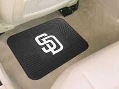 "MLB - San Diego Padres Utility Mat 14""""x17"""""