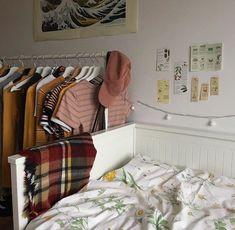 Amazing Result For Girls Dorm Room Design 10 My New Room, My Room, Dorm Room, Dream Rooms, Dream Bedroom, Bedroom Inspo, Bedroom Decor, Bedroom Ideas, Aesthetic Bedroom