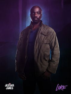 Marvel's Luke Cage: New Character Art From Netflix Series