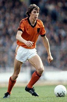 Arnold Muhren Holland 1982