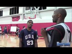 Kyrie Irving challenges Kobe Bryant to a game of 1-on-1 for charity. HILARIOUS!