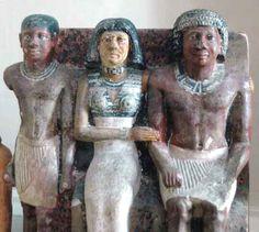 La gente del antiguo Egipto: Fotos