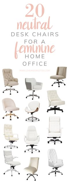 20 Cheap Comfy Desk Chair Ideas For Beautiful Home Offices or Bedrooms Home Office Ideas Beautiful bedrooms chair Cheap Comfy Desk Home Ideas Offices Mesa Home Office, Cheap Home Office, Home Office Bedroom, Home Office Chairs, Bedroom Chair, Trendy Bedroom, Home Office Furniture, Furniture Decor, Small Office Chair