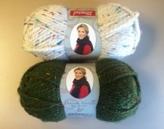 Now until January 2 you have the chance to win two skeins of SERENITY Chunky Tweeds Yarn. This is part of Premier Yarn's Deborah Norville collection. This yarn is super soft and bulky. It's great for winter #patterns!