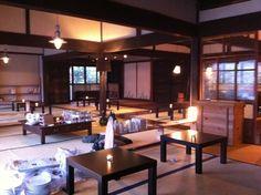 おへそ カフェ/広島県世羅郡世羅町 築150年の古民家 スペイン人のご主人と日本人の奥様が、おいしいパンを焼いてます。
