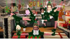 Merry Christmas From Your Coordinators