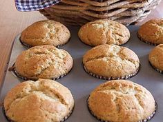 Surprise Your Household Members - Brown Sugar- Banana Muffins: butter, firmly packed brown sugar, large eggs, bananas, buttermilk, vanilla extract, all-purpose flour, baking soda, baking powder, salt