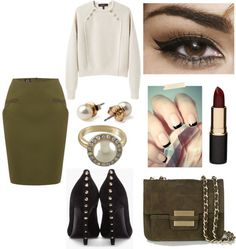 """""""Untitled #313"""" by coolale on Polyvore"""
