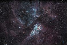 NGC3372 (The Carina Nebula)