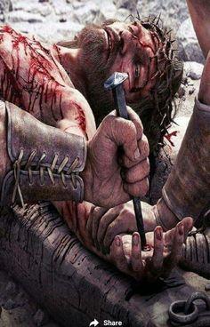 Jesus Christ on The Cross Wallpaper ·① WallpaperTag Cross Wallpaper, God Tattoos, Crucifixion Of Jesus, The Cross Of Christ, Jesus Pictures, God Jesus, Jesus Art, 1 John, Christian Art