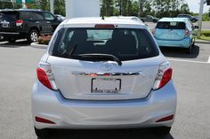 The 2014 Toyota Yaris has arrived at Toyota of Orlando! This new Toyota features a few upgrades, and still retains the same level of affordability and style as its predecessors! Take it for a spin today!  http://blog.toyotaoforlando.com/2013/08/toyota-of-orlando-greets-2014-toyota-yaris/
