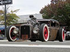 rat rods | Scarsdale Concours d' Elegance: Ford Rat Rod