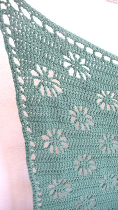 Crochet Throw - from Haus Proud (etsy)