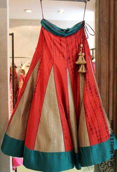 JADE Bridesmaid Lehenga! #JADEbyMK #lehenga #india