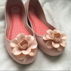 Zaxy rose ballerinas Cute and girly Zaxy rose ballerinas. If you want to look and feel comfy this are perfect for you ! Zaxy Shoes Flats & Loafers