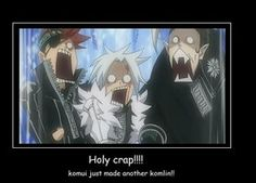 D. Gray man funny   gray man motivational by nikkie97