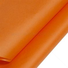 Orange Coloured Standard Tissue Paper 35x50cm (480 sheets) 6.50