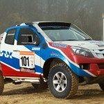Новият Isuzu D-Max е готов за рали Дакар 2013 | Списание OFF-road.BG: www.dakar.bg