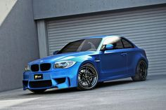 BMW 1-Series M Coupe от Best Cars and Bikes