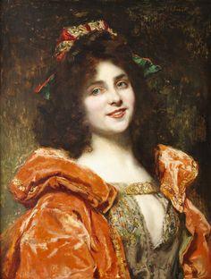 Female Renaissance Paintings
