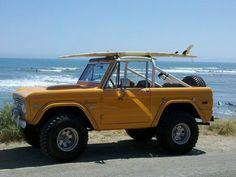 1973 Ford Bronco - Restoration project