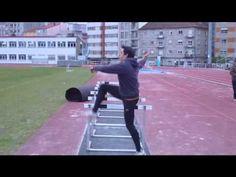 ▶ javelin training 31-01-2011 - YouTube