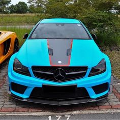 """C63 Black-Series 