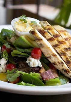 San Francisco Food, Meal Deal, Cobb Salad, Seafood, Steak, Sandwiches, Lunch, Chicken, Sea Food