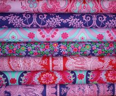 Crazy Love Fabric by Jennifer Paganelli for Free by fabricshoppe, $66.50