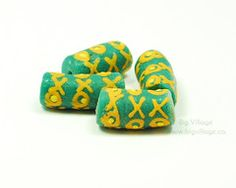 Our recycled glass beads are made in Ghana, West Africa. Tribes In Ghana, West Africa, Recycled Glass, Fair Trade, Glass Beads, Recycling, Hand Painted, Upcycle