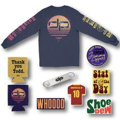 0aa34f2f7887 The Dan Patrick Show Merchandise Apparel